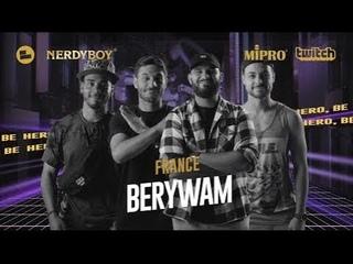 Berywam (FR)|Asia Beatbox Championship 2019 Judge Showcase