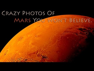 THE CRAZIEST MARS DISCOVERIES IN PHOTOS YOU WON'T BELIEVE. (FULL)