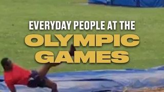 Everyday People at The Olympic Games