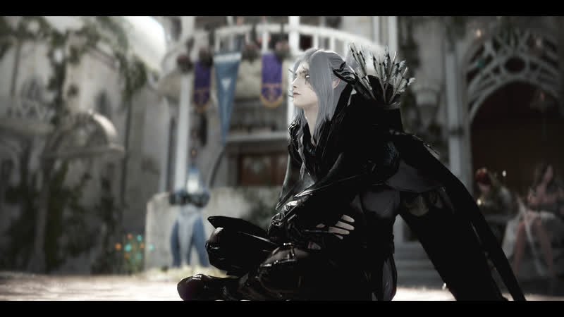 Black Desert Online emotion sit hungry idle 0010