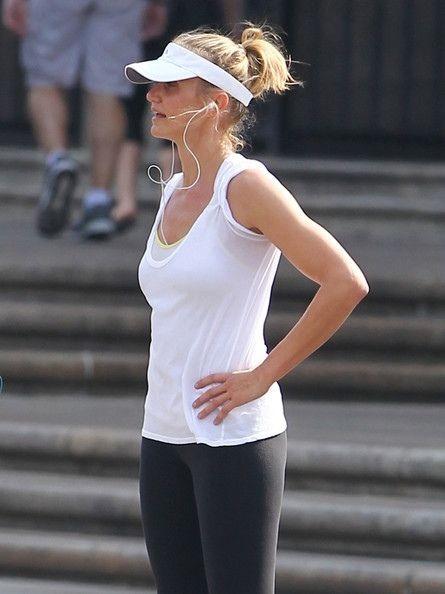 47 - летняя Камерон Диас выглядит просто потрясающе ☺