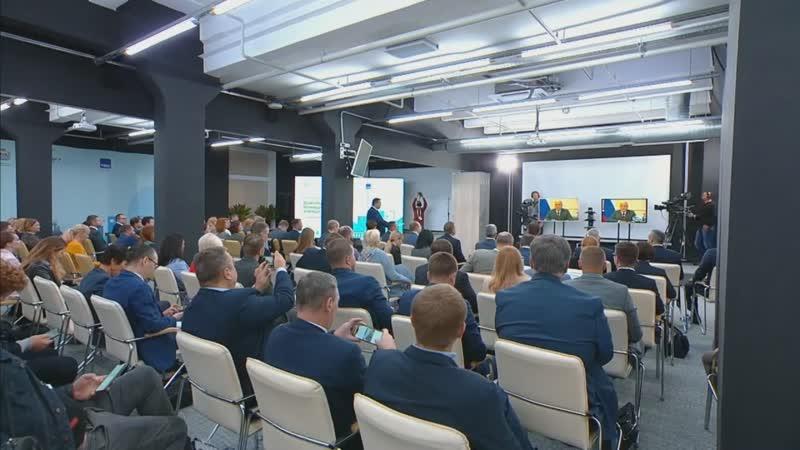 Глава Нефтекамска встретился с Михаилом Мишустиным