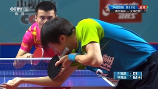 FULL MATCH: Lin Gaoyuan 林高远 vs Niu Guankai 牛冠凯 | 2019 Chinese Super League (HD)