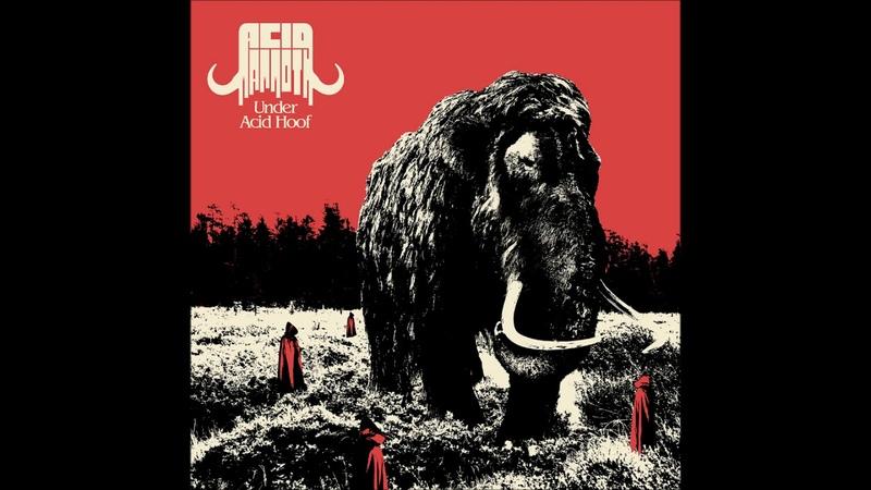 Acid Mammoth Under Acid Hoof Full Album 2020