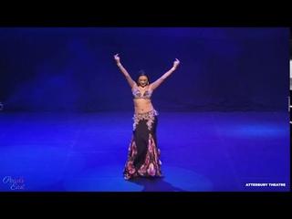 Akdeb Aleyk - Solo Belly Dance Performance by Kayla Pienaar