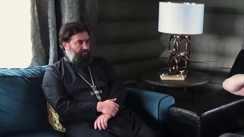 Протоиерей Адрей Ткачев кто виноват в развале современной российской семьи