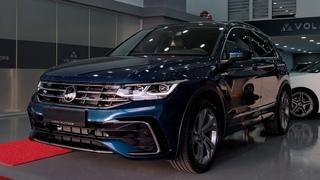 2021 Volkswagen Tiguan (VW Tiguan 2021)