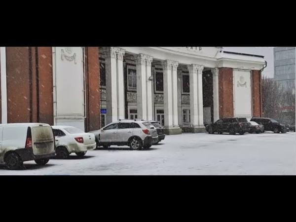 На пешеходной зоне Саратова замечены очередные автохамы