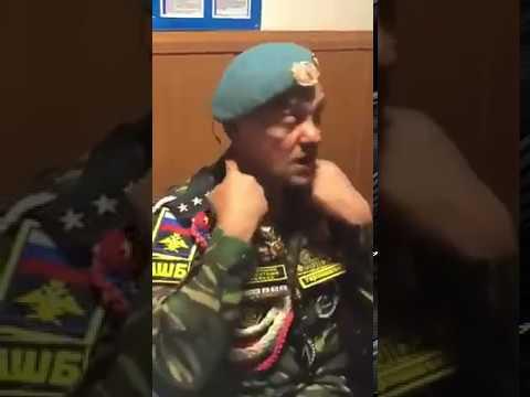 Генерал Армии Ван Дам Терминатор собственной персоной СМИРНО