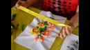 БУКЕТ ИЗ ЛИЛИЙ заготовки для тычинок Вышивка лентами «Шёлковое чудо». Руководитель Земзюлина В.В.