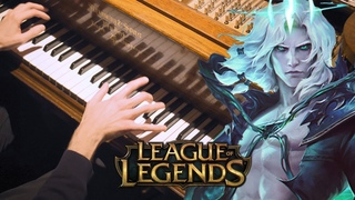 Viego, The Ruined King - League of Legends piano cover