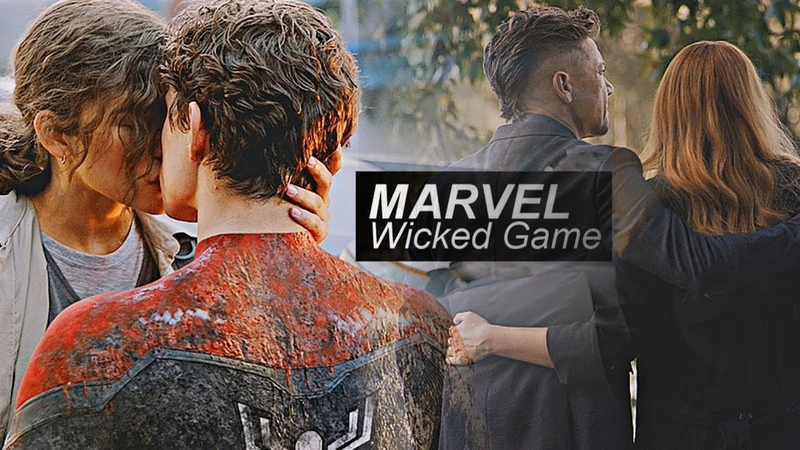 Marvel Relationships Wicked Game
