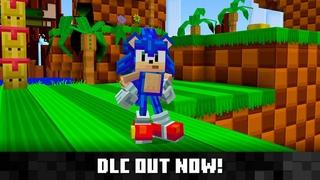 Дополнение «Sonic the Hedgehog» для игры Minecraft!