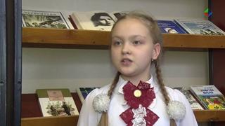 Школьница Мария Новожилова в телепроекте «Альбом моей памяти»  рассказывает о своем прадедушке