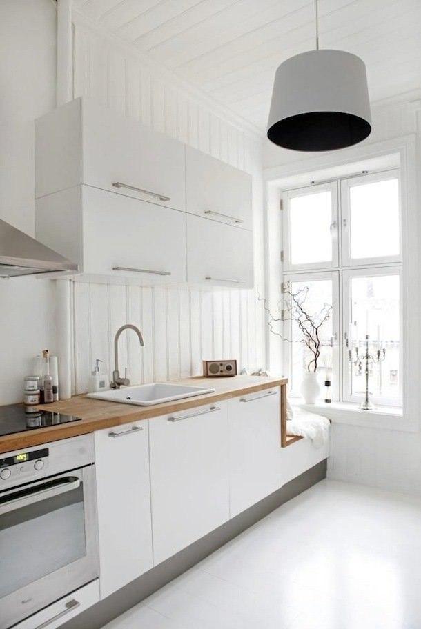 Дизайн маленькой кухни: 8 практичных советов, изображение №2