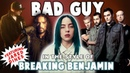 Bad guy in the style of Breaking Benjamin feat. Jared Dines