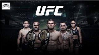 UFC 3 (Карьера) Игрофильм СМОТРЕТЬ полное прохождение на PS4 Часть 3