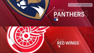 Florida Panthers vs Detroit Red Wings Jan 31, 2021 HIGHLIGHTS
