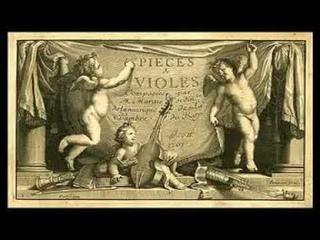 Marin Marais - Pieces de Viole du Second Livre