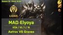 MAD Elyoya Aatrox JG vs Graves EUW 10 23