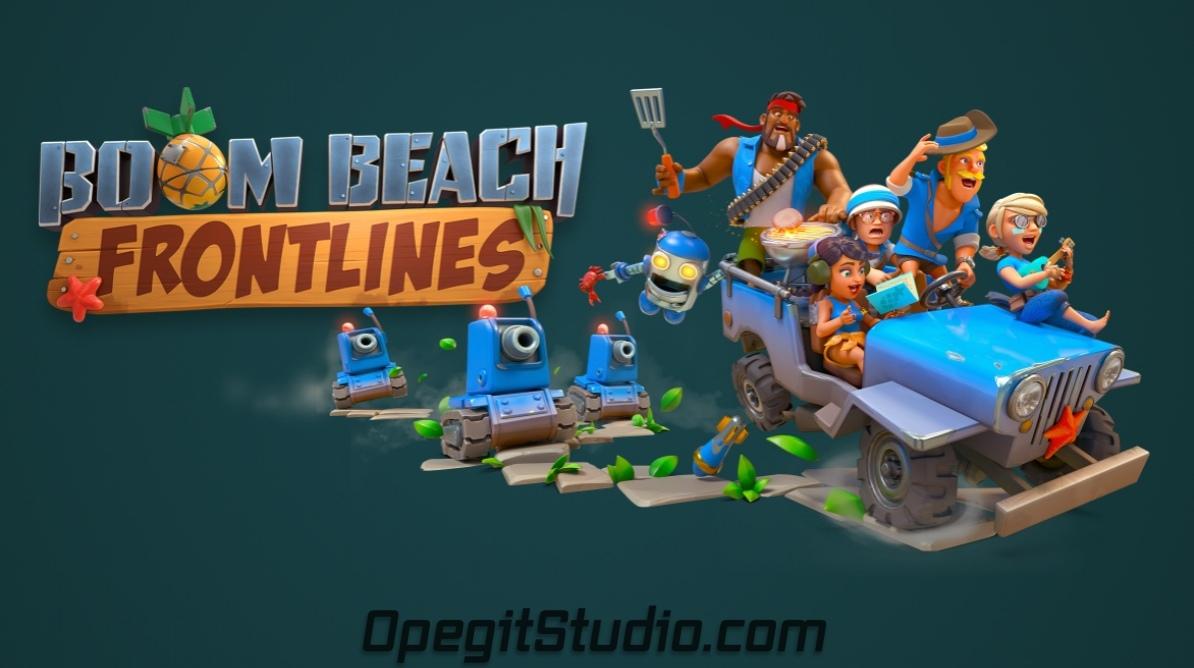 Слышали о новой игре по вселенной Boom Beach