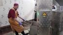 Машина для обработки шерстных субпродуктов ВРС2 ЦОШБ