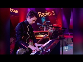 Muse - Live  ᴴᴰ Spain 2001 Radio 3 (Drunk Concert) 25 50fps