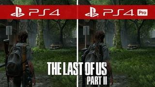 The Last of Us 2 Comparison - PS4 vs. PS4 Pro