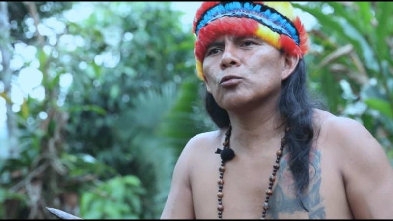 LOS SHUAR TAWASAP AMAZONIA DEL ECUADOR