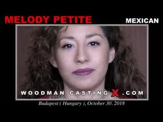 Melody Petite - интервью