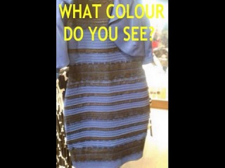 WHAT COLOUR IS THE DRESS WHITE AND GOLD OR BLACK AND BLUE?