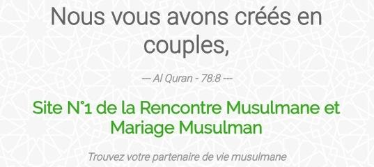 site rencontre musulman nikah
