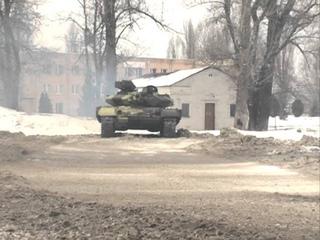 Дрифт Т-64БВ
