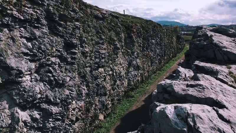 Тирлянский знаменитый участок узкоколейной железной дороги