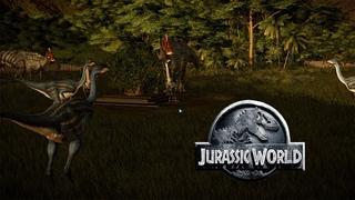 Jurassic World Evolution #27 - Это самый ужасный остров