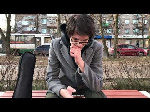Денис Баттерс идет на совик под музыку