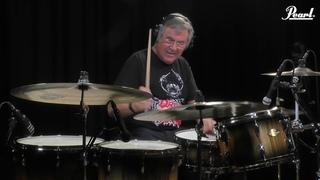 Pete York   Pearl Masterworks Sonic Select: Studio