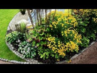 🌺Красивые садовые идеи которые могут быть вам полезны / Beautiful garden ideas / A - Video