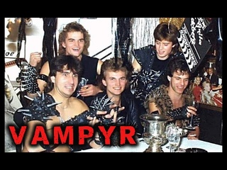 VAMPYR  - oath   sinner  / 1985