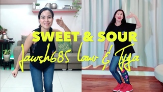 Sweet and Sour by Jaush685 feat. Lauv & Tyga | Live Love Party™ | Zumba® | Dance Fitness