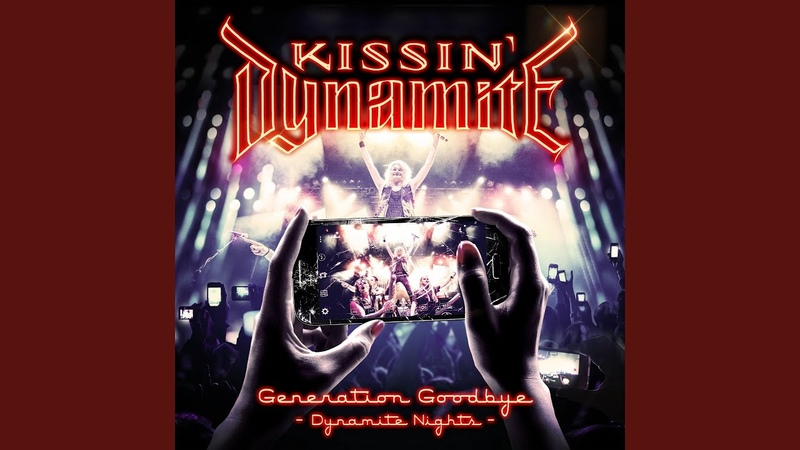 Kissin Dynamite - Out in the Rain (Live in Stuttgart)