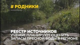 Запасы пресной воды: алтайские ученые создадут реестр родников