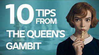 The Queen's Gambit - How to create Netflix's most-watched TV show - 10 lessons from the screenplay