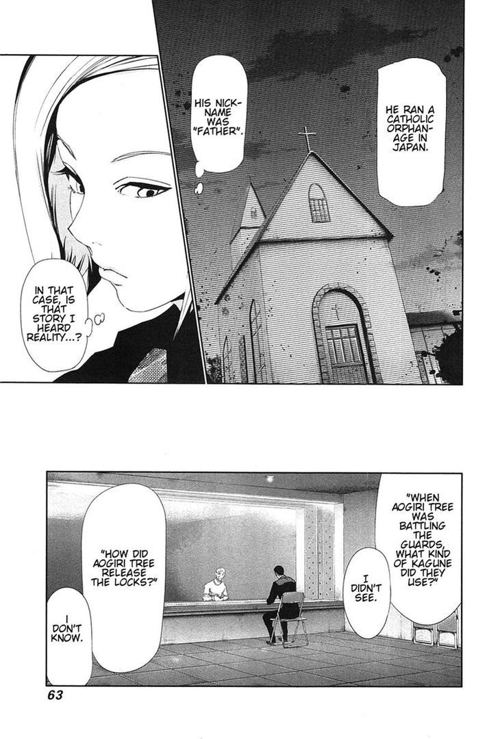 Tokyo Ghoul, Vol.9 Chapter 83 Father, image #5