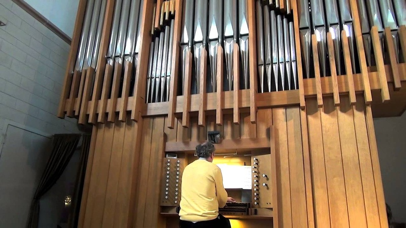 Ellyllon for organ by Hans-André Stamm