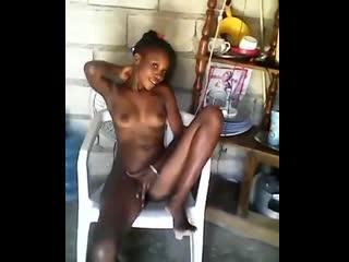 Bahama ebony teen
