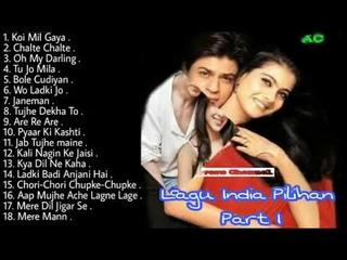 Lagu India Terbaik & Populer Full Album Shahrukh Khan & Kajol