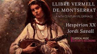 Medieval Music, Jordi Savall : Llibre Vermell De Montserrat, Stella splendens + P° (Century's rec.)