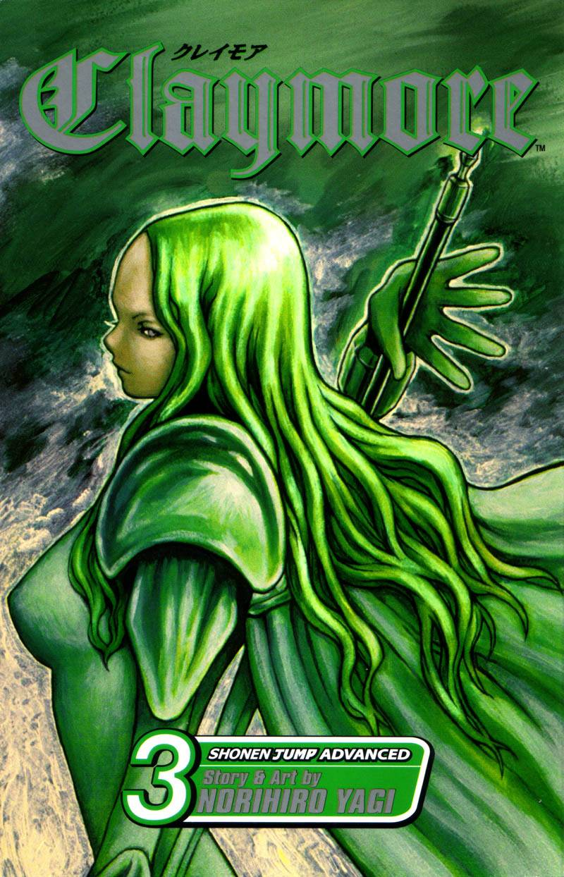 Claymore, Chapter 10, image #1