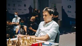 Молодёжь наступает: Есипенко vs Карлсен. Кубок мира, тай-брейк, 5-й этап